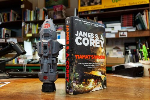 Tiamat's Wrath raises the stakes as The Expanse nears the end