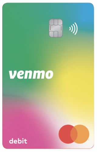 Venmo launches a 'limited edition' rainbow debit card for its payment app users