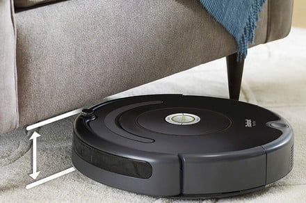 This Roomba robot vacuum is on sale for less than $250 today