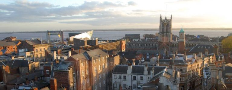 Hull - The City of Culture and cryptocurrency innovation