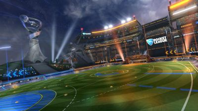 'Rocket League' packs tons of freebies in its 'Anniversary' update