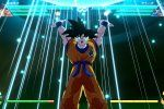 Bandai Namco releases new screenshots of Base Goku and Vegeta in Dragon Ball FighterZ