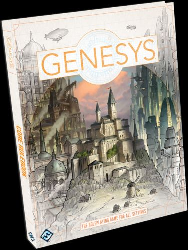 Fantasy Flight Games Previews Character Creation in Genesys RPG