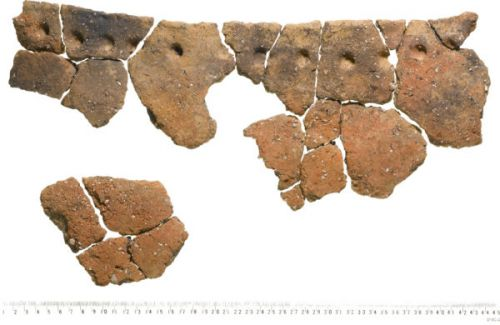 Archeologists discover pottery from London's earliest farmers