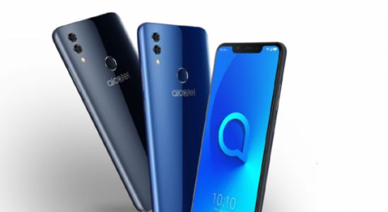 Alcatel 5V with premium glass body, dual cameras official, sells for $199.99