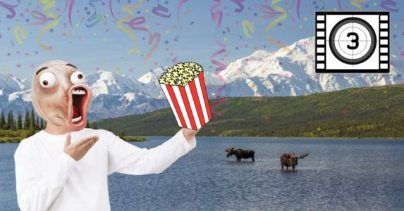 Daily Distraction: Here are some free movies for your popcorn-munching ass
