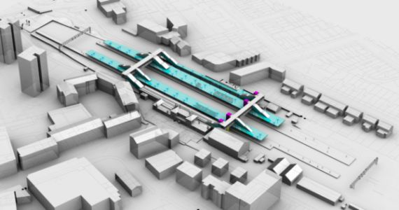 Major upgrade planned for Norwood Junction railway station