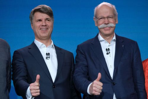 BMW and Daimler will spend over $1 billion on the future of transportation