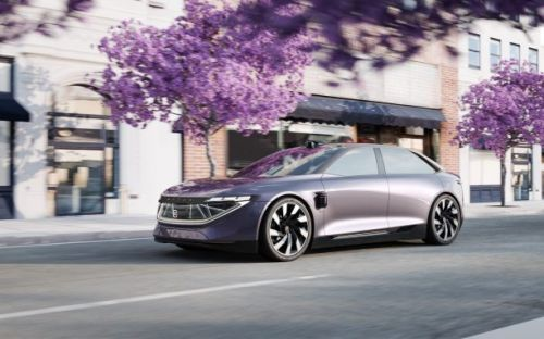 Byton K-Byte Concept sees driverless luxury on the road by 2021