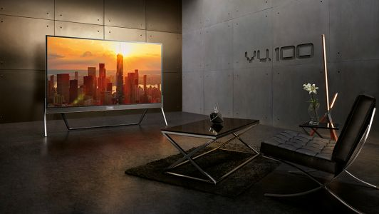 Vu launches a whopping 100-inch TV priced at Rs 20 lakhs