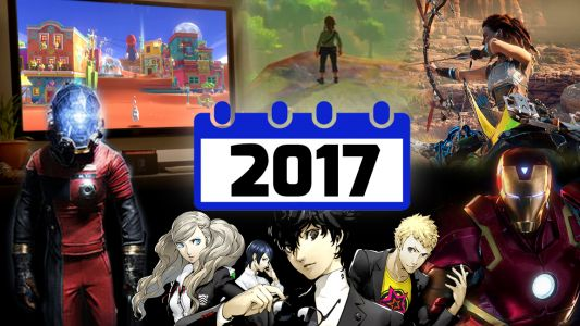 Here are the best games of 2017