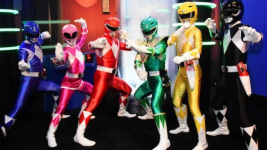 Power Rangers Are Morphin' to a Stage Near You