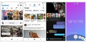 Redesign Coming to Facebook, Instagram Apps