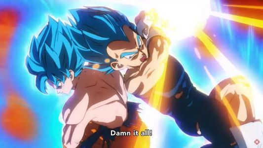 Here's a New Awesome Trailer for DRAGON BALL SUPER: BROLY