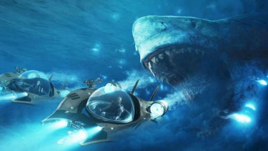 From The Meg To Jaws, 16 Crazy Shark Movies Ranked By Insanity