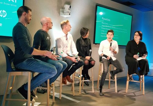 Facebook, Pinterest and other Silicon Valley tech firms discuss AI's future