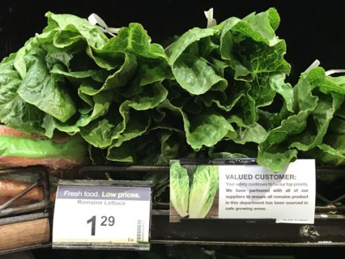 CDC: Throw away all your romaine lettuce, no matter where it's from