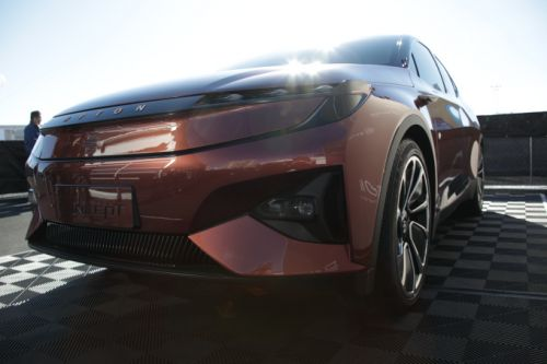 Here's what it's like to ride in Byton's new Concept SUV