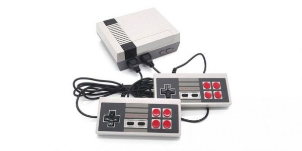 With over 600 games, this $50 retro console puts the NES and SNES cartridges to shame
