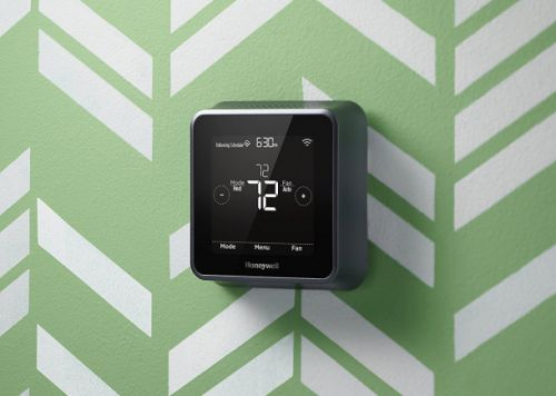 The Nest doesn't even have a touchscreen, but this Alexa ready smart thermostat does for under $100