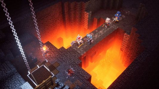 Hands-on with Minecraft Dungeons, Xbox's most important E3 2019 game reveal