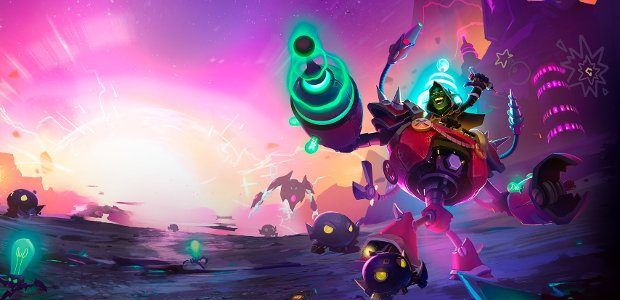 Hearthstone's next expansion is The Boomsday Project