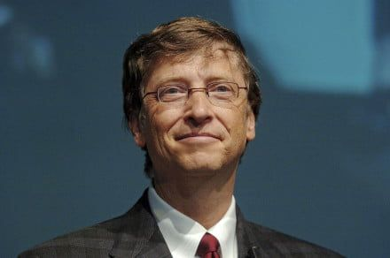 Bill Gates wishes the Ctrl, Alt, Delete command was a bit less complicated