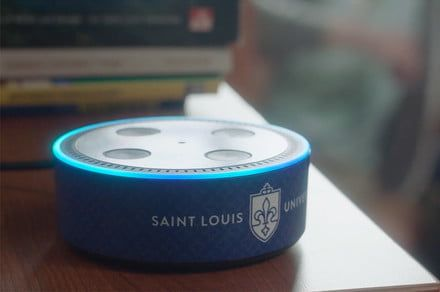 Alexa goes to college as Saint Louis University puts an Echo in every dorm room