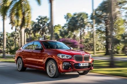 The updated 2019 BMW X4 SUV still doesn't make a lot of sense