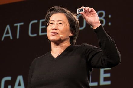 AMD is pulling ahead in the die shrink race with 7nm CPUs and graphics cards