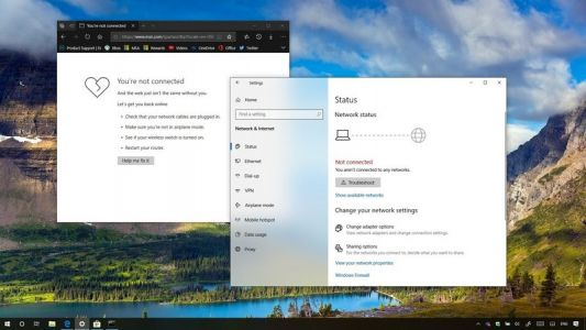 Windows 10 October 2018 Update breaks internet for apps - here's the fix