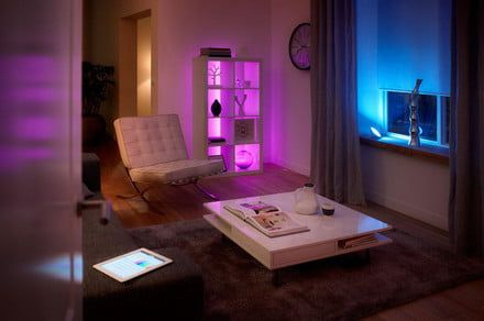 Add color and subtract $50 with this Philips Hue lighting starter kit deal