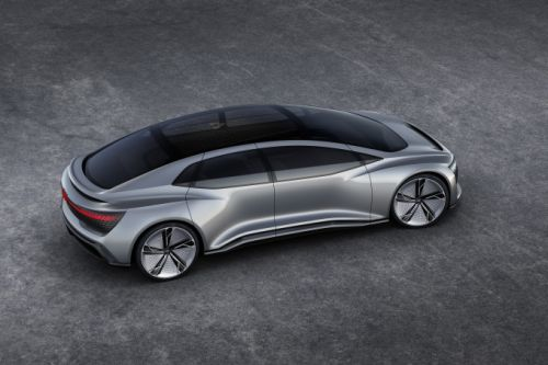 Audi's Aicon concept car is all about autonomous luxury