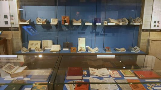 Staging magic - a magical book exhibition at Senate House
