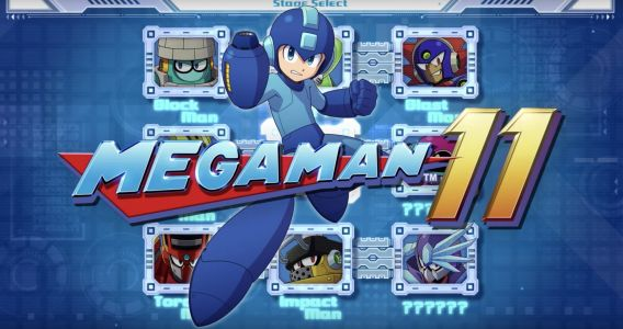 Try the first Mega Man game in almost a decade with the new demo for 'Mega Man 11'