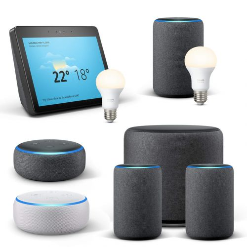 Grab the new Amazon Echo devices in discounted bundles in the UK