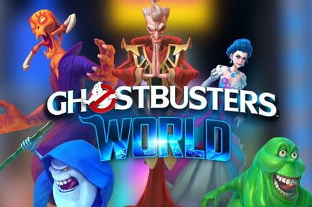 Who you gonna call? 'Ghostbusters World' AR game will slime phones in 2018