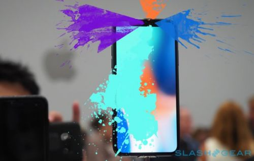 IPhone X just broke the 3D floodgates