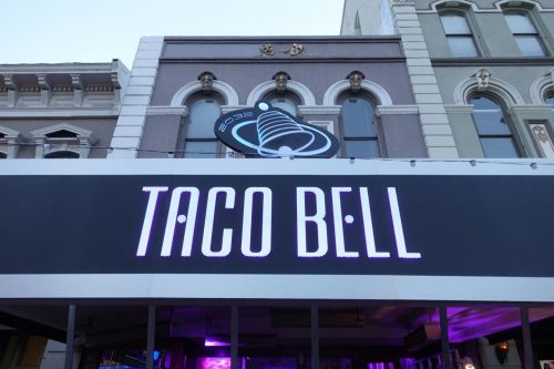 Taco Bell Built Its Demolition Man Restaurant At Comic-Con, And It Was Amazing