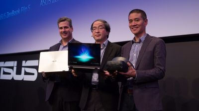 Asus announces new devices, including the ZenBook Flip 14 - the world's thinnest 2-in-1 laptop