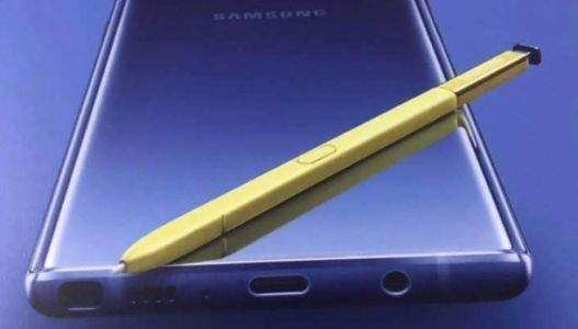Leaked benchmarks reveal a Galaxy Note 9 that would crush the iPhone X