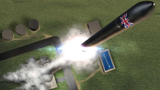 The UK's first spaceport will be in Scotland
