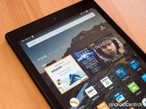 Amazon's Fire 10 HD tablet is only £110 right now