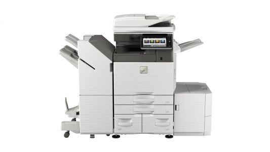 Sharp boosts printer security with new launches