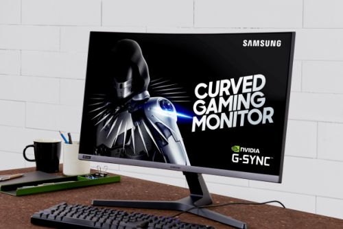 Samsung's first G-Sync gaming monitor launches in July for $399