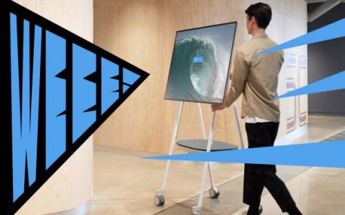 Microsoft Surface Hub 2S: A gigantic $12k PC you'll never see