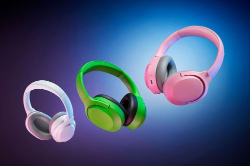 Razer reveals a more affordable version of its Opus headphones