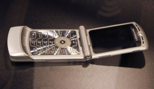 Motorola's Razr will be resurrected as a $1,500 phone with a foldable display