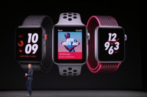 Code in iOS 12 beta suggests that new Apple Watch models are coming soon