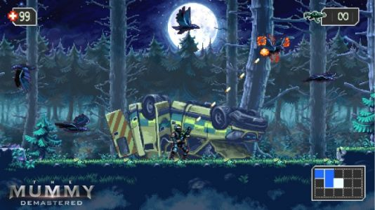 The Mummy Demastered Looks Better Than The Movie, And Also Looks Good